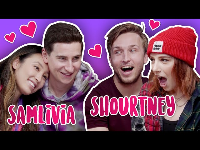 Real Couple VS Shipped Couple | The Newlywed Game thumbnail