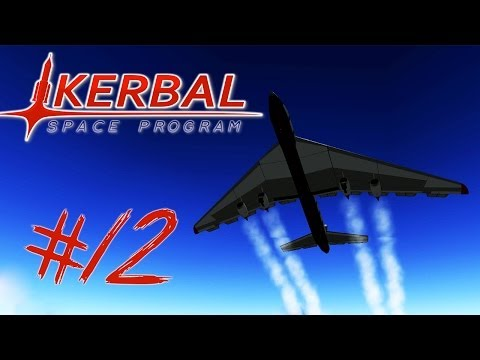 Kerbal Space Program 12 | Jack's Boss 747 video