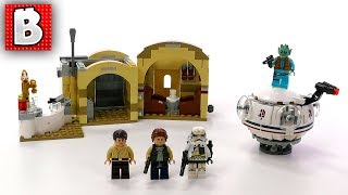 LEGO Star Wars Mos Eisley Cantina Set 75205 | Unbox Build Time Lapse Review