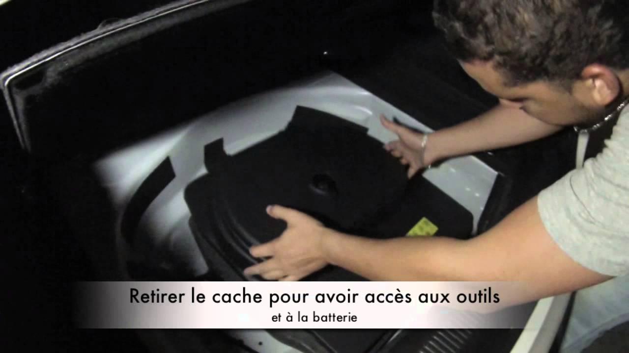 Audi A4 B8 Comment Sortir La Roue De Secours Et Acc 233 Der