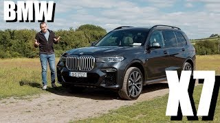 BMW X7 2019 - Is this the best car in the world?