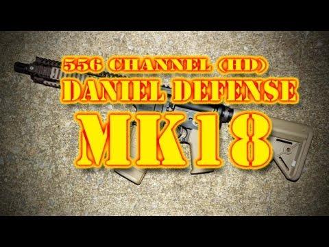 Daniel Defense MK18 (SBR)