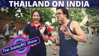 What THAI think about INDIA?