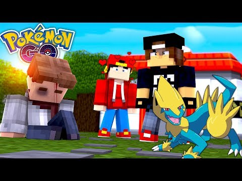 Minecraft Pokemon Go - JACK GETS REVENGE ON THE GENTLEMAN FOR ROPO!!!