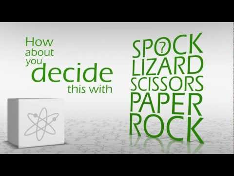 Kinetic Typography - Big Bang Theory