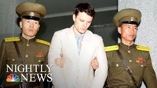 Otto Warmbier's Death: President Donald Trump and the US Respond | NBC News
