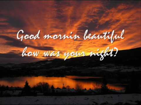 Keith Urban - Good Morning Beautiful