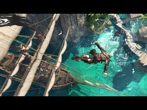 Assassin's Creed 4: Black Flag - Gameplay and setting explained by Ubisoft's writer Darby McDevitt