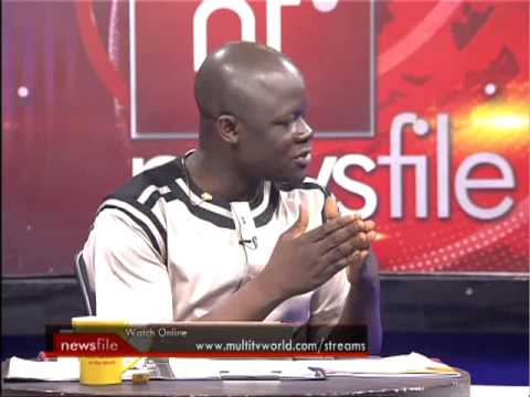 Floods and Fire - Newsfile on Joy News (6-6-15)