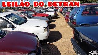 LEILÃO DO DETRAN, CELTA, GOL, PRISMA, CLASSIC, POLO