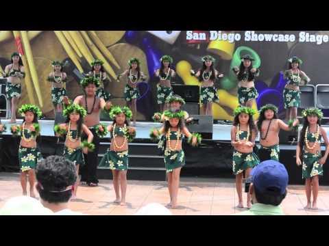 Notu Nehenehe Polynesian Dancers at SD County Fair