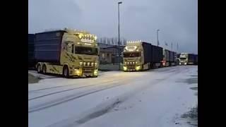 Download 2017 3x Scania S-730 V8 Holland Style (Yellow Edition) Drive Snow Lantz Transporte 3Gp Mp4