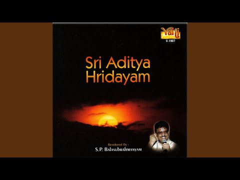 Sri Aditya Hridayam