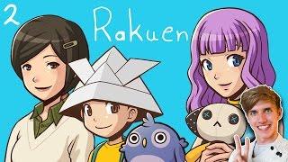 Rakuen - BEST ANIME - Part 2 - Let's Play Walkthrough Playthrough