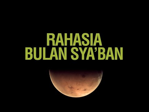 Rahasia Bulan Sya'ban - Ustadz Ahmad Zainuddin Al-Banjary