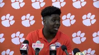 TigerNet: JD Davis previews Georgia Southern