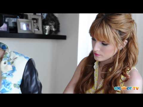 Bella Thorne Prom Makeup Tutorial with Tonya Brewer