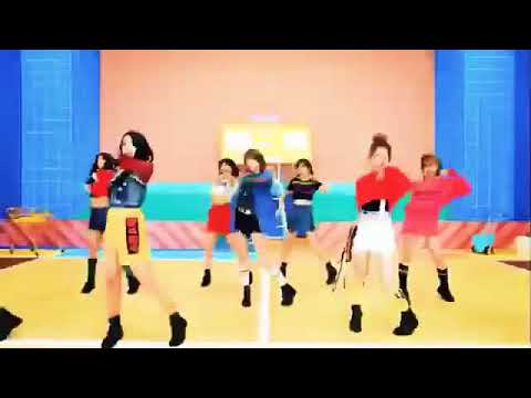 Twice One More Time (dance Mirror)