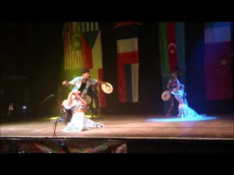 Uea Mauritian Society Sega Performance 2014 Go Global video