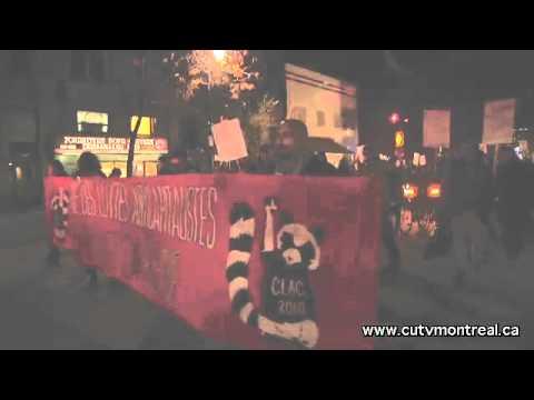 CUTV News Nov 16 - Part 2 - G20 Protest