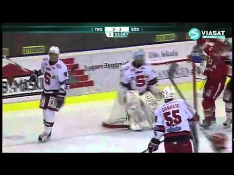 I.F. Troja-Ljunberg's David Aslin Amazing Lacrosse-style Goal (video)