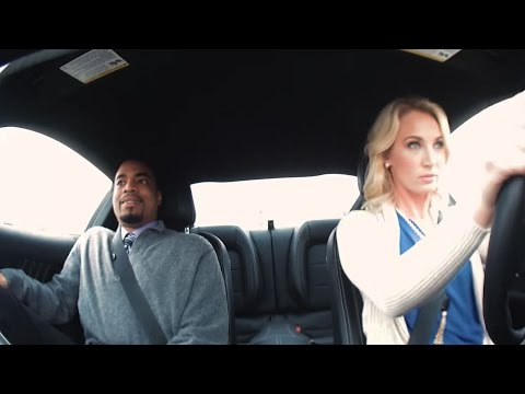Speed Dating Prank With Sexy Blonde And Ford Mustang video