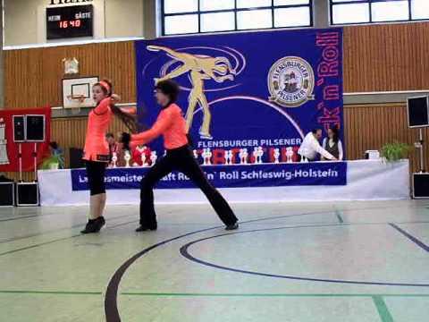 Tabea Gagelmann & Jonas Gagelmann - Landesmeisterschaft Schleswig-Holstein 2011
