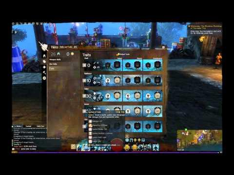 Guild Wars 2 Guardian Tank Build V2