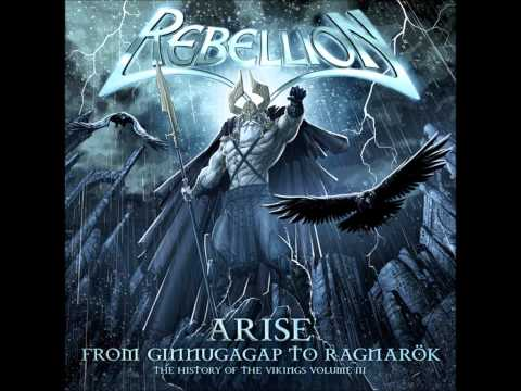 Rebellion - Arise