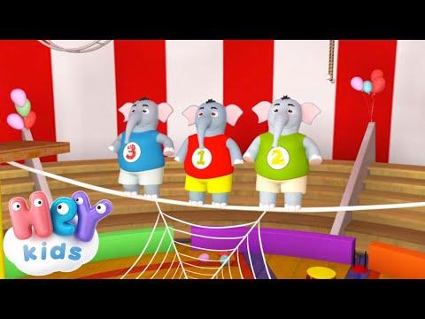 L'Elefante Si Dondolava -  Canzoni Per Bimbi .it