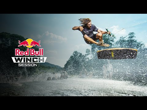 Winch Sessions - Wakeskating spillways, dams, and ledges - Episode 4