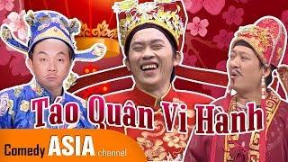 Phim Hài Tết 2018! Hoài Linh, Chí Tài, Trường Giang, Hồng Vân, Minh Nhí | TÁO QUÂN VI HÀNH