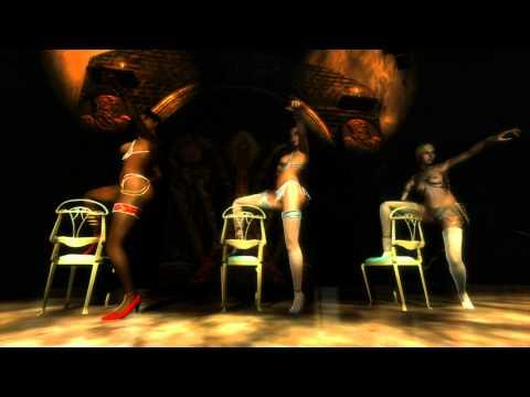 The Saboteur: Burlesque Danceshow