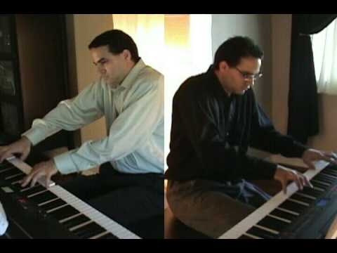 Piano Duet- Can-Can by Jacques Offenbach