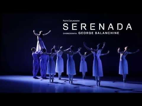 SERENADA Chor. George Balanchine // Teatr Wielki W Poznaniu