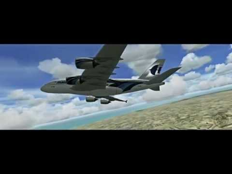 FSX Movie - Fly Malaysia Airlines