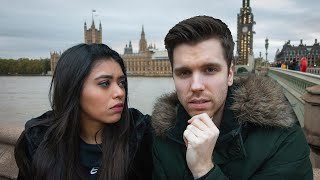 Everything went wrong in London..