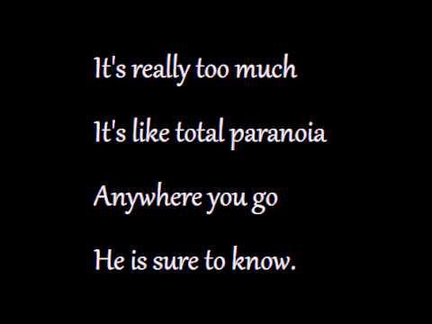 Serj Tankian - Total Paranoia