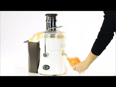 Storcător de fructe şi legume cu centrifugă Oursson JM3308