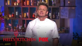 The Top 10 Contestants Revisit Their Past   Season 18 Ep. 8   HELL'S KITCHEN