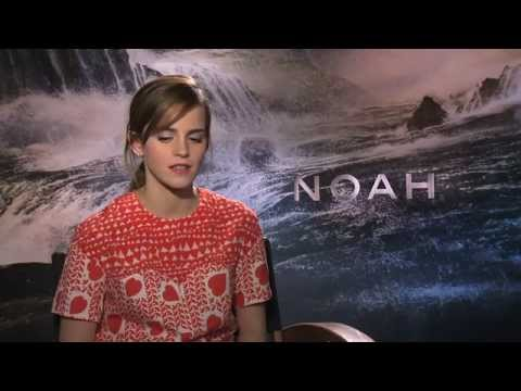 Noah Interviews: Emma Watson, Jennifer Connelly And Sir Anthony Hopkins video