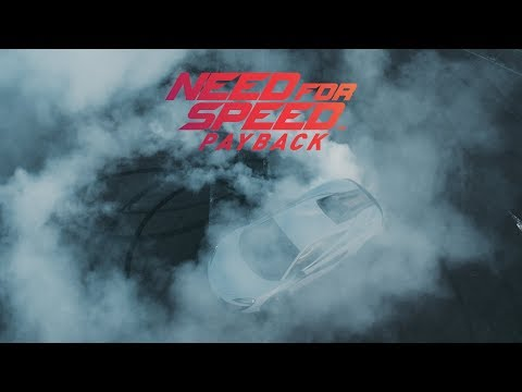 Need for Speed Payback Drift School with Lethal Bizzle
