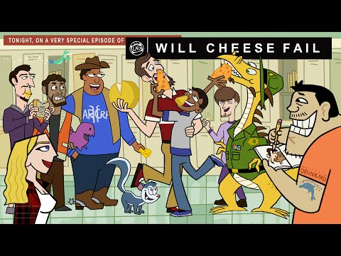 Will Cheese Fail Cold Cast Marathon 4 Game 4 - Sponsored By JORD