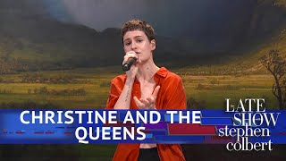 Christine And The Queens Perform 39 Comme Si 39