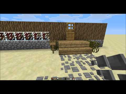 Mod Review and Installation MrCrayfish's Furniture Mod 1.5.2