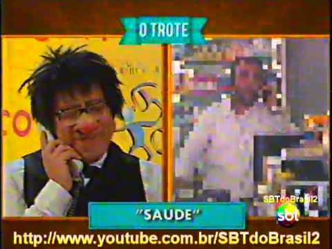 Trote do Santos - Saúde - 24/12/2012