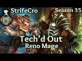 Hearthstone Reno Mage: Tech'd Out