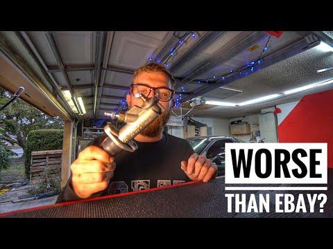 Willwood Vs. Ebay Hydro Handbrake + Garage Update Tool Box Review