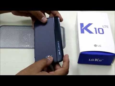 LG K10 LTE Quick View Case Review - Pre and Post Use by Happy Pumpkins