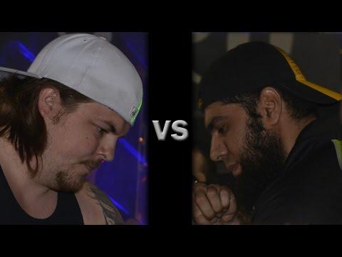 Big Daddy Chris (USA) vs Taha (Egypt)